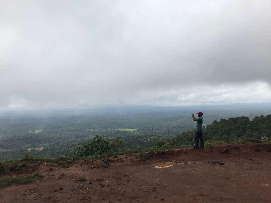 Tadiandamol view point
