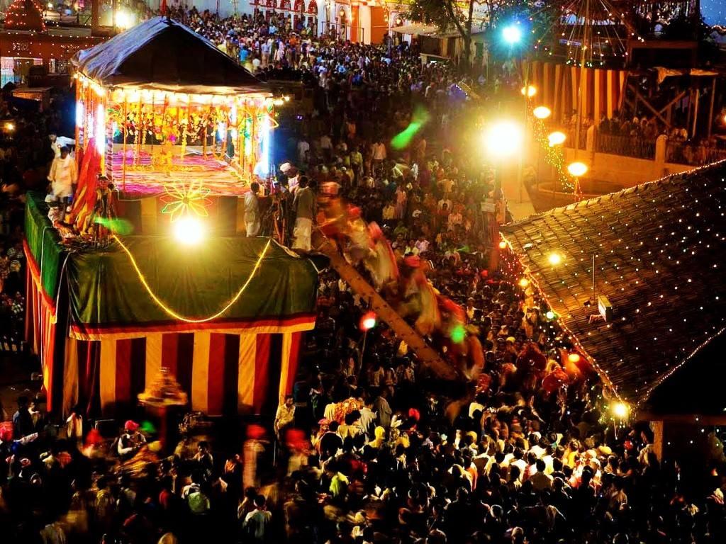 Bastar Durga puja