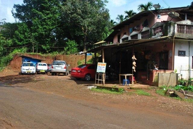 Kudremukh permission at balagal village on NH 66