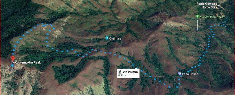 Kudremukh Trekking Trail