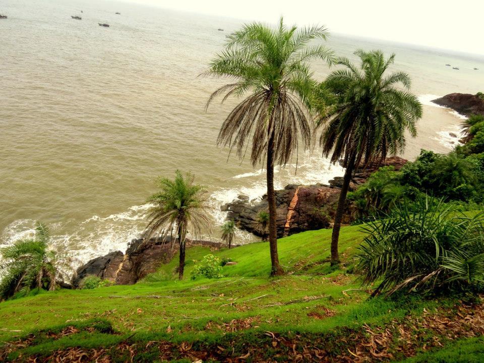 Gokarna beach, Om beach, Kudle beach, paradise beach, half moon beach (13)