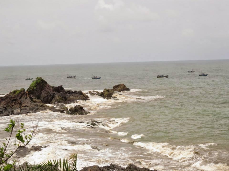 Gokarna beach, Om beach, Kudle beach, paradise beach, half moon beach (14)