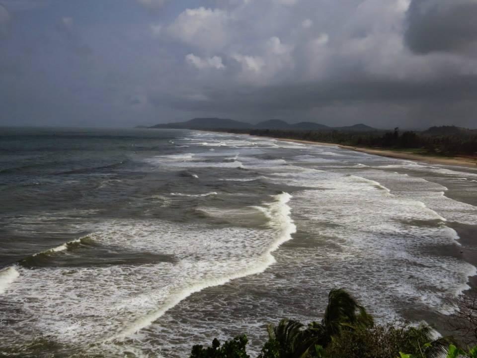 Gokarna beach, Om beach, Kudle beach, paradise beach, half moon beach (15)