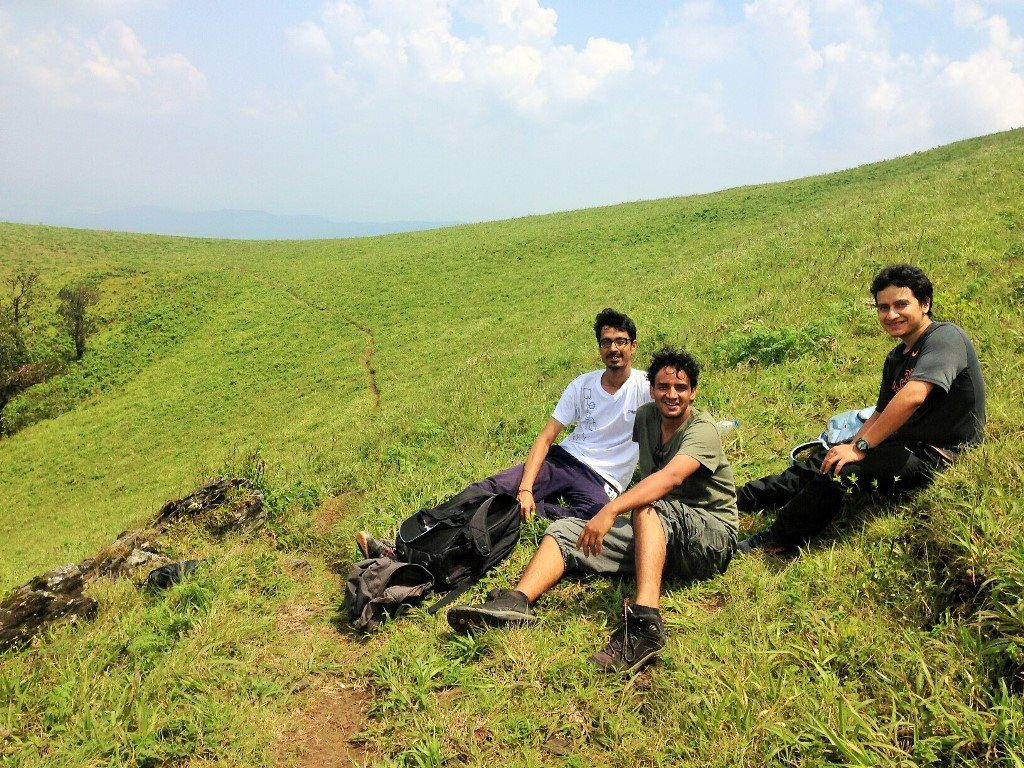 Mullayanagiri to Bababudangiri trek