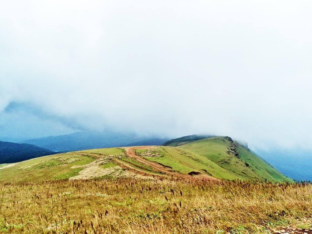 Near bababudangiri