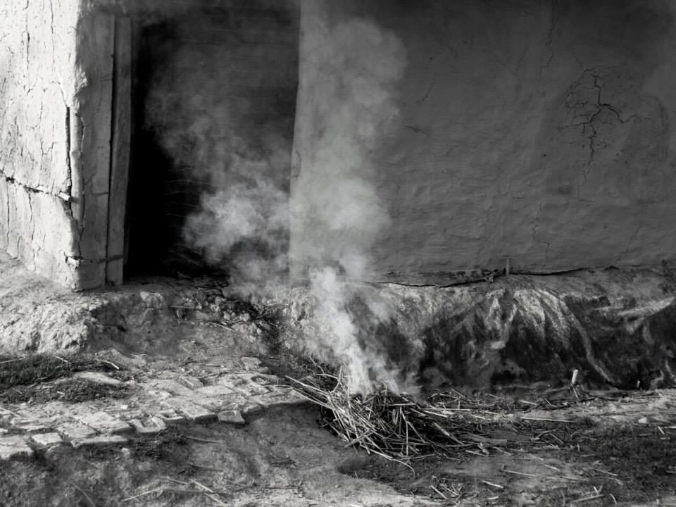 Smoke Natural mosquito repellant