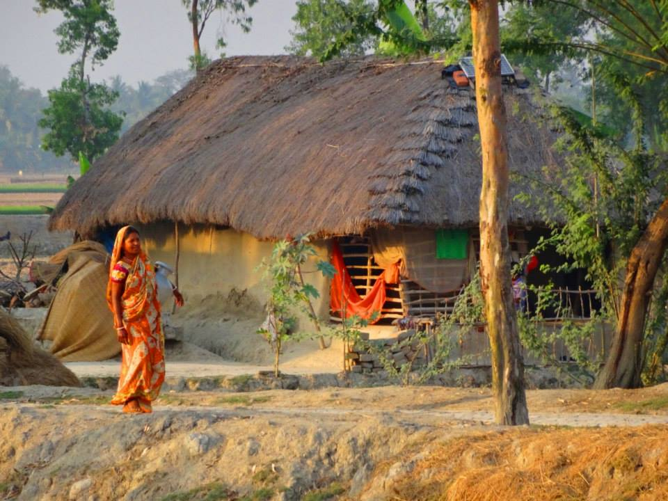 Sundarbans houses