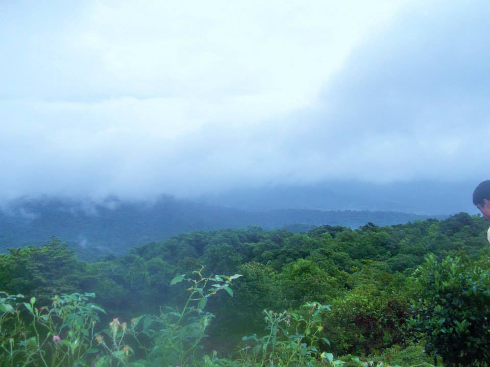 Coorg in monsoon