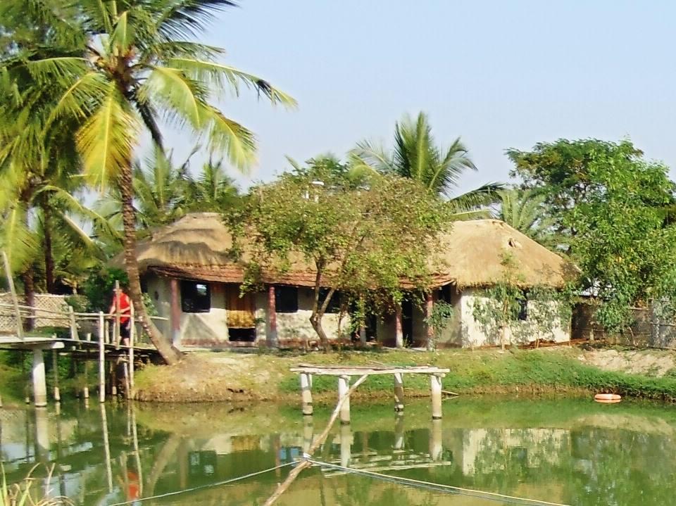 Mud Huts, Sundarbans Eco village