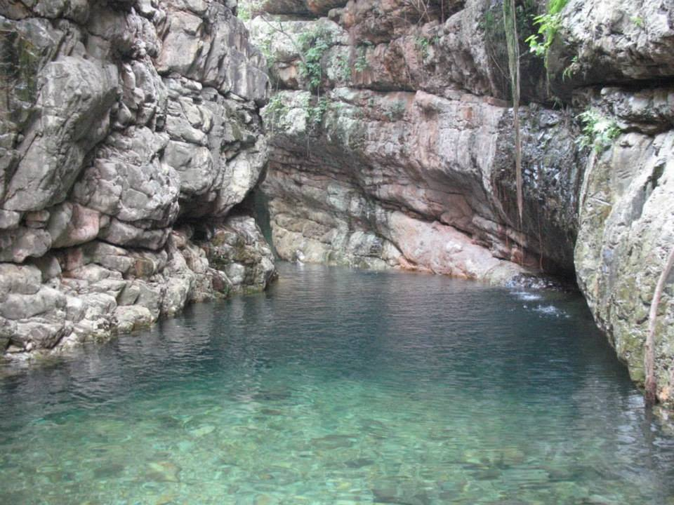 Tada falls final pool
