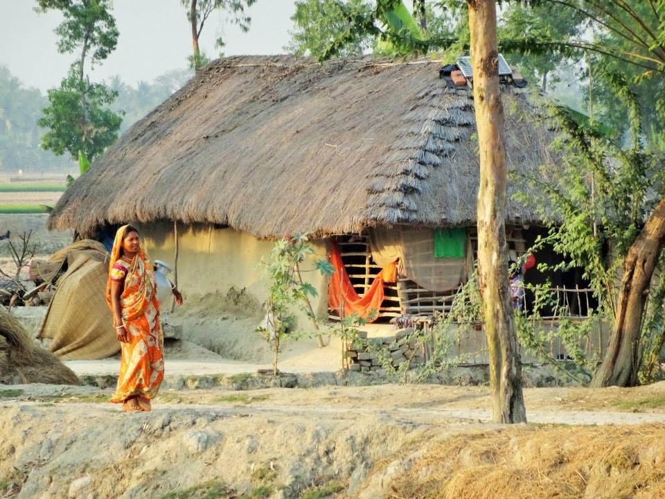 village near eco village sundarbans