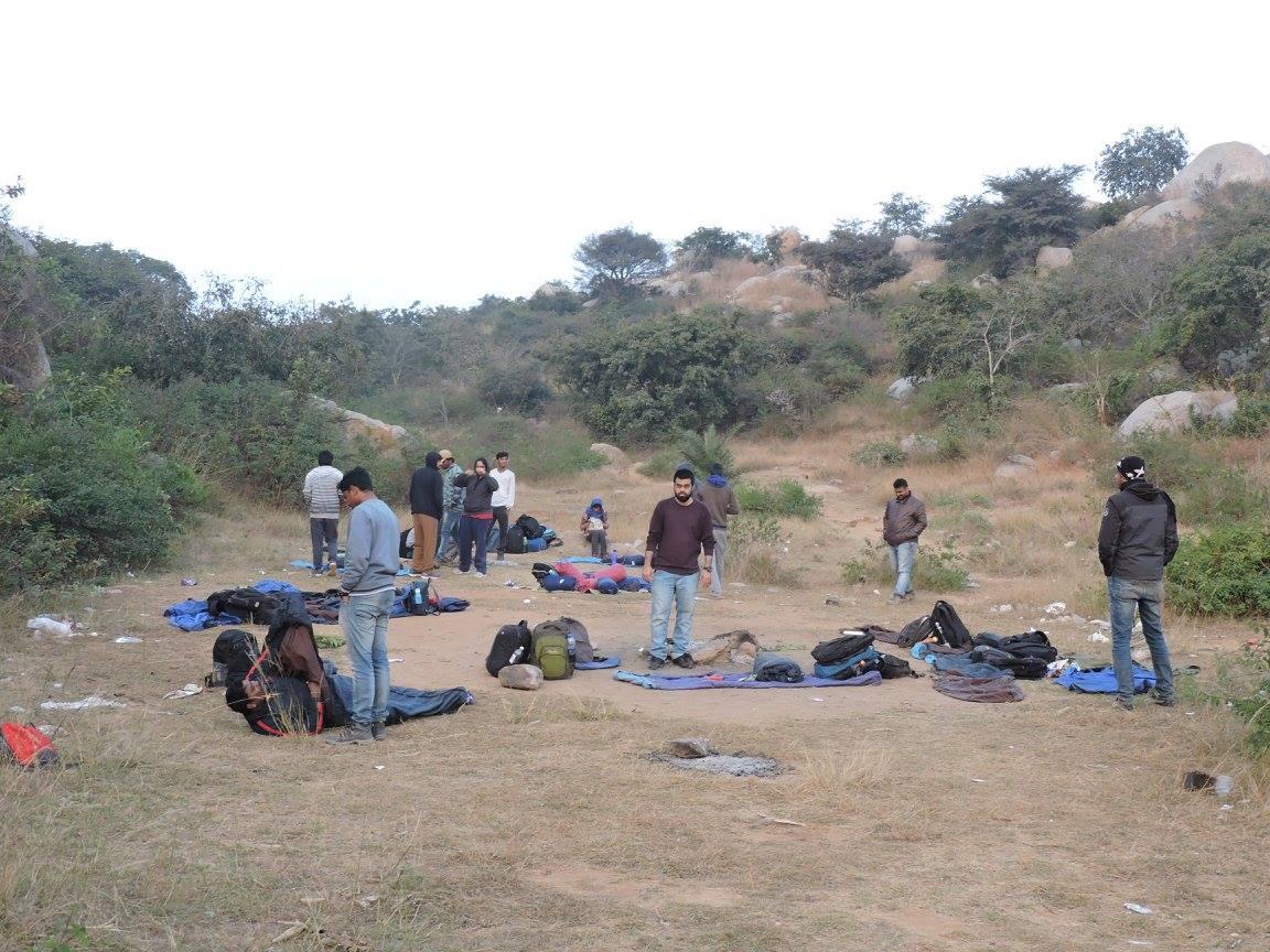 Anthargange camping