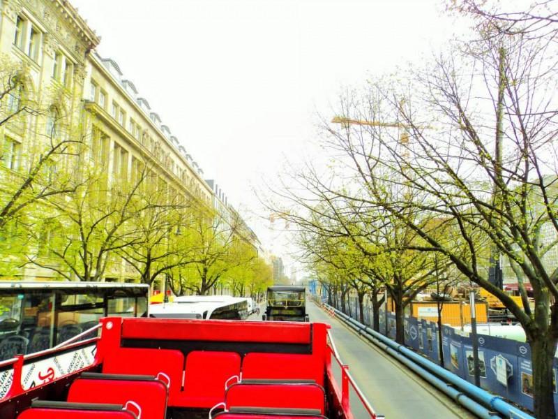 Berlin spring coming