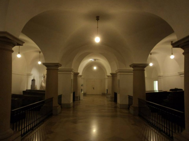 Crypt Berlin cathederal church (1)
