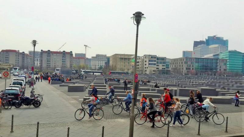 Jews memorial berlin