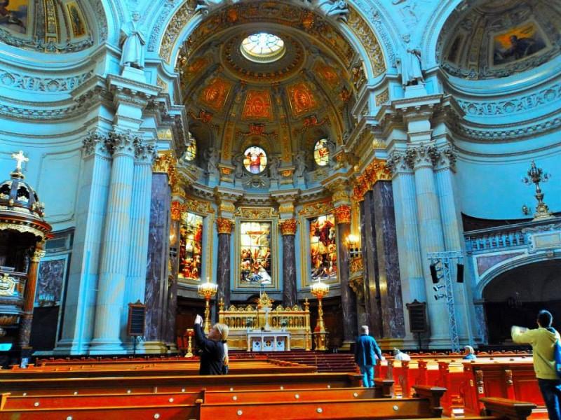 berlin cathederal church berlin