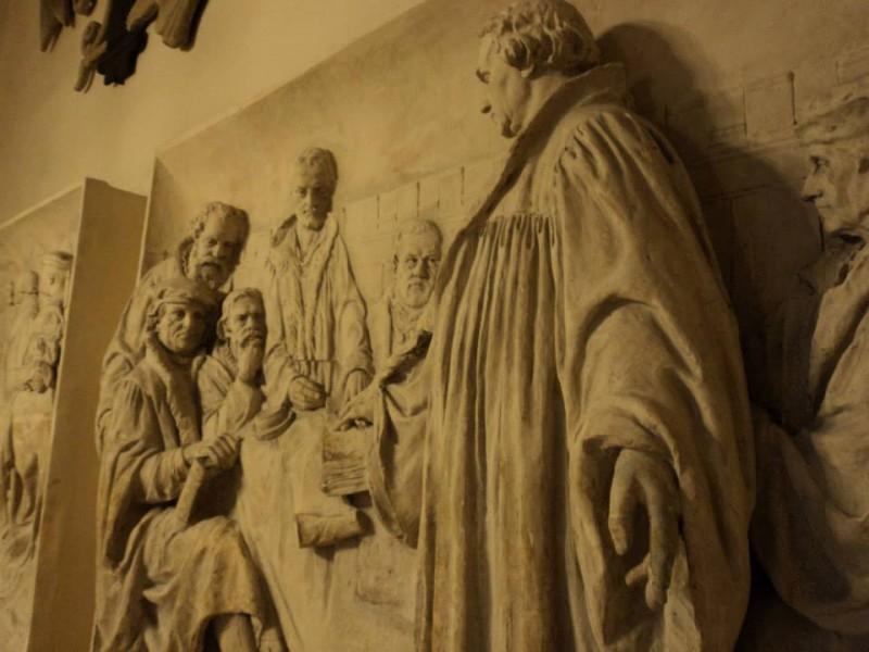 wall sculptures berliner dom