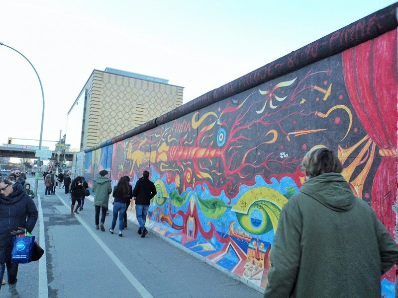 Eastern side gallery berlin