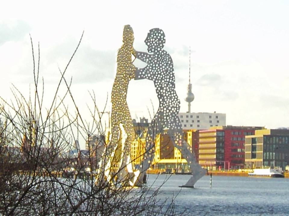 Molecule man, Berlin, Germany