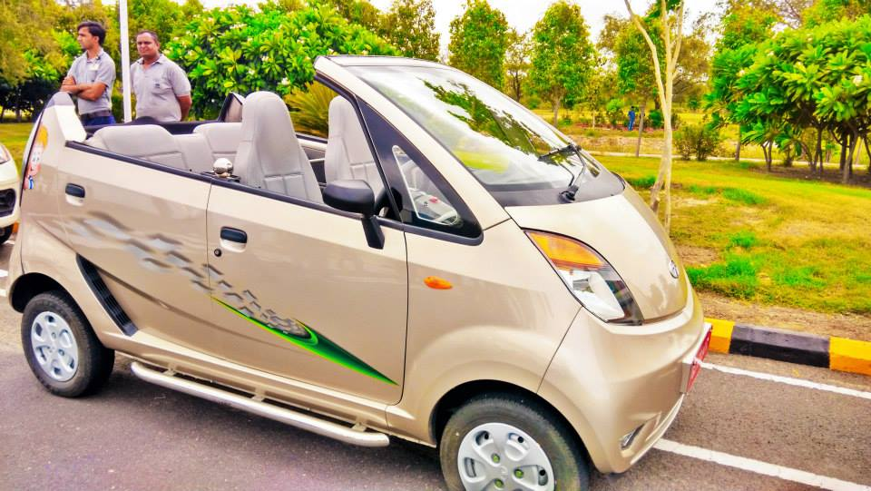 tata Nano Genx The chosen Ones (5)