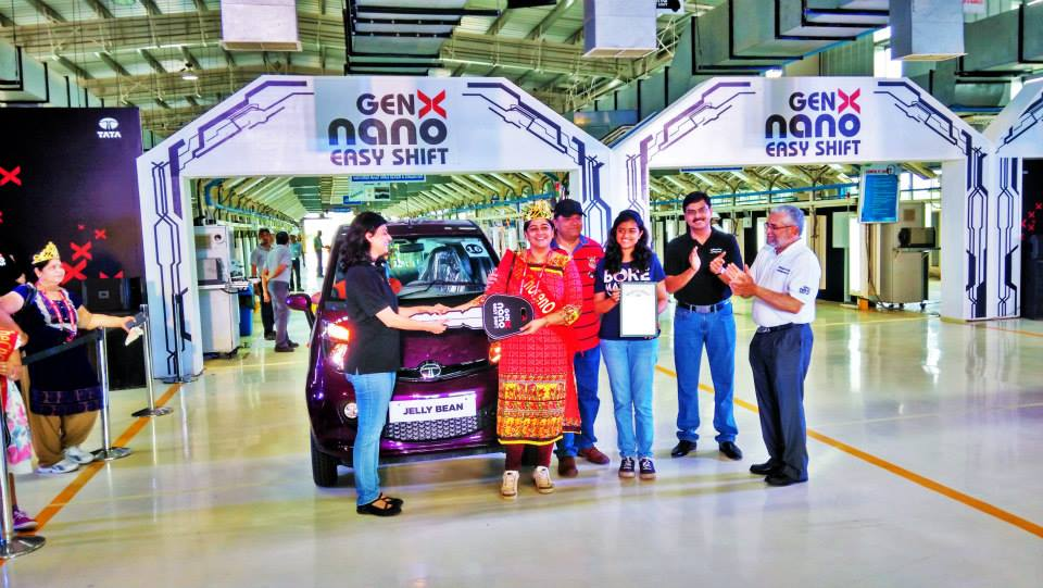 tata Nano Genx The chosen Ones (8)