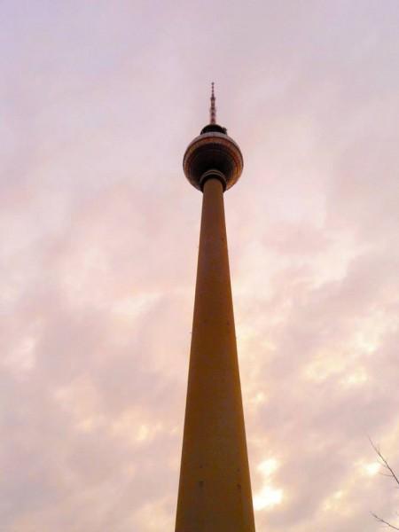 Fernsehturm Berlin TV tower, Alexanderplatz (2)