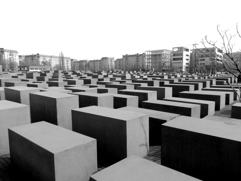 Holocaust memorial to murdered Jews of Europe, Berlin (2)