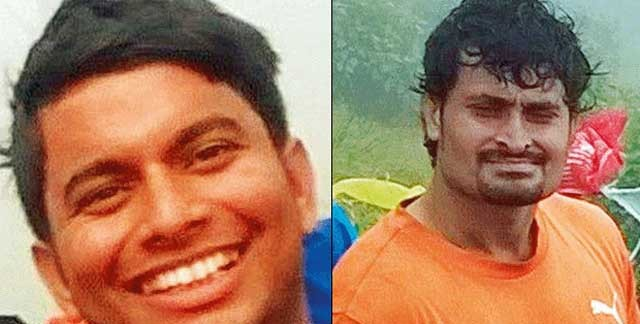 Hyderabad trekkers missing in Mullayangiri