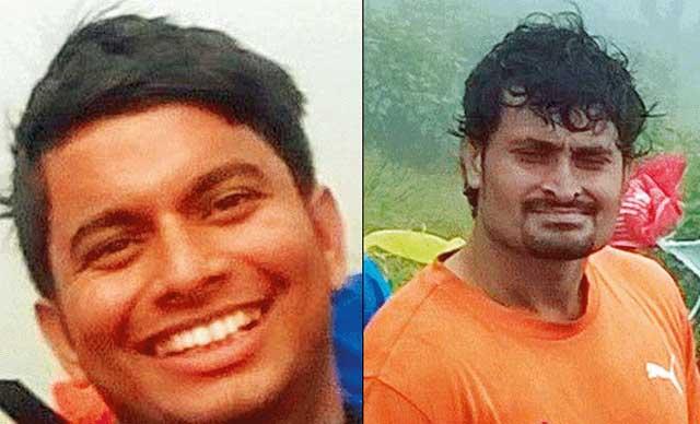 Hyderabad trekkers missing in Mullayangiri