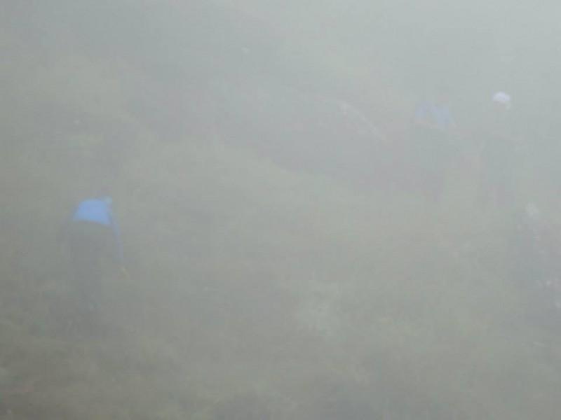 Mullayanagiri in monsoon