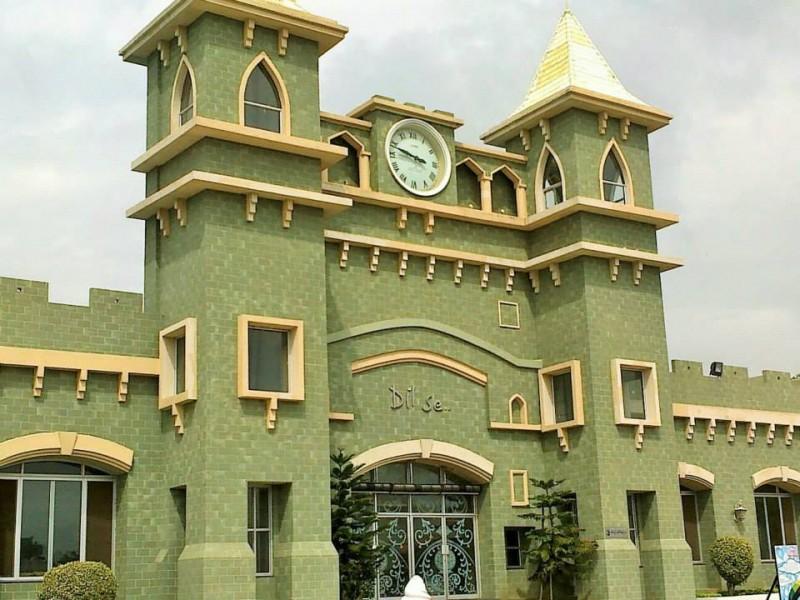 Ramoji film city, a palace set