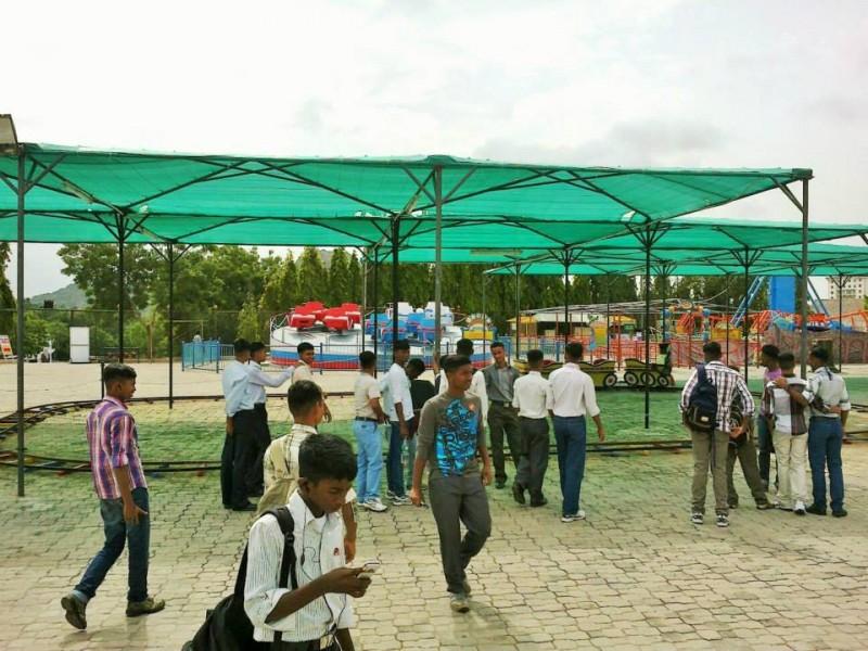 Ramoji film city, children's park