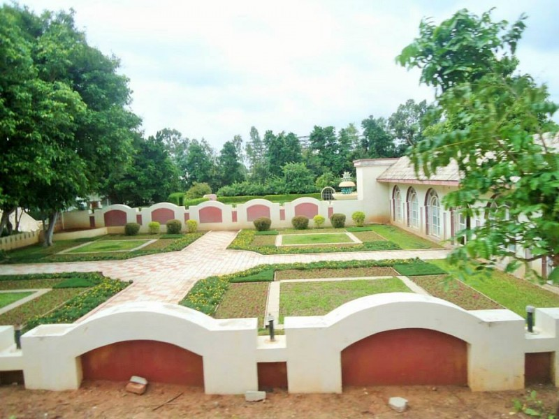 Ramoji film city, garden