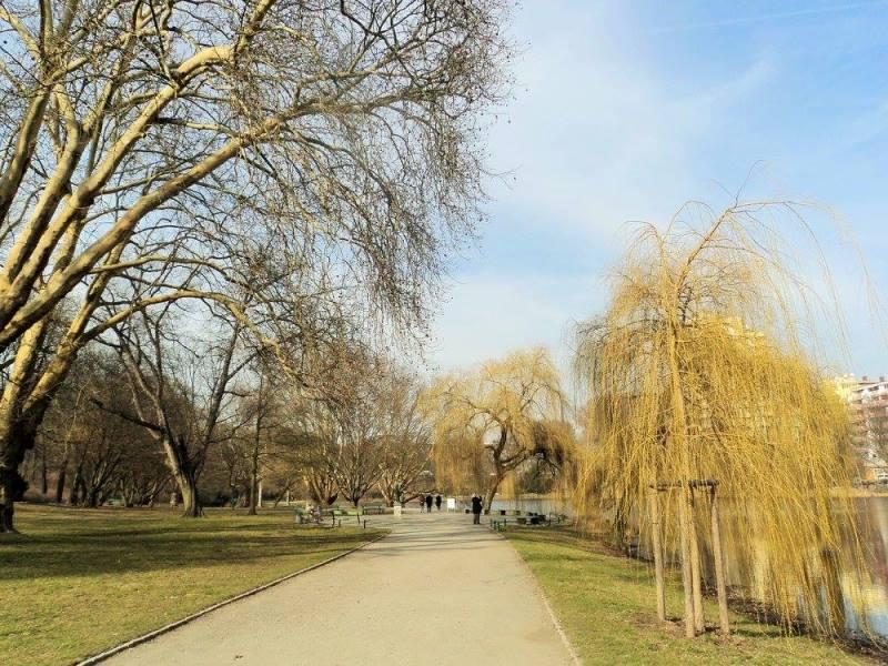 lietenzen see park, Berlin in winter (2)