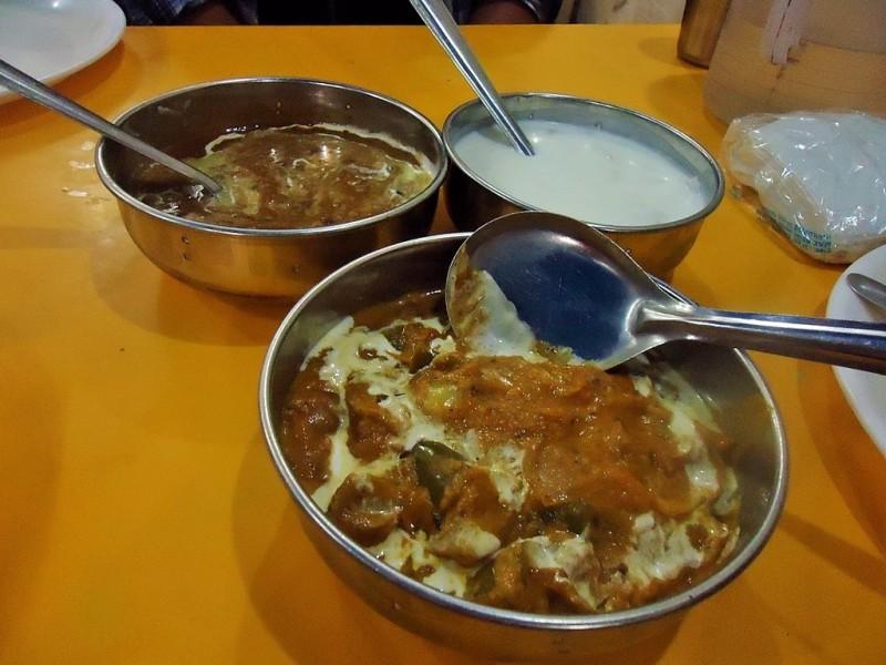 Bhishan swaroop, chandani chowk