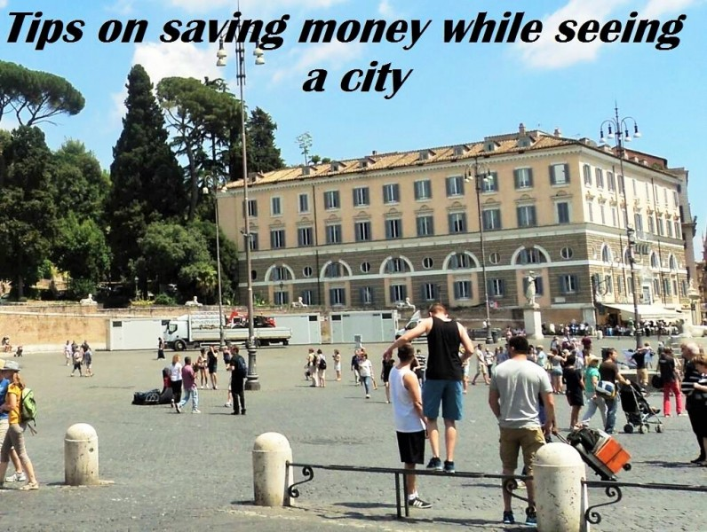 Save money while seeing an European city