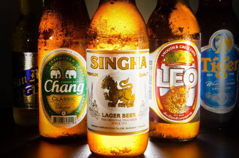 Thai beers