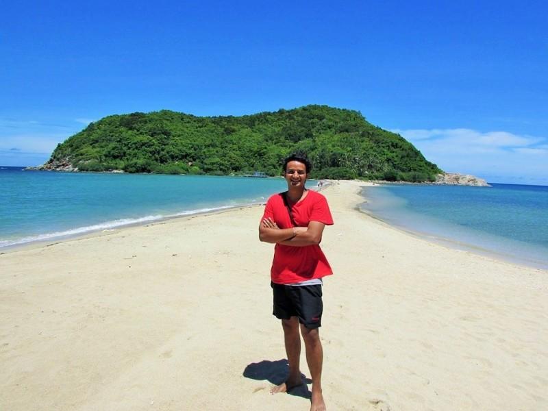 koh phangan beach and island