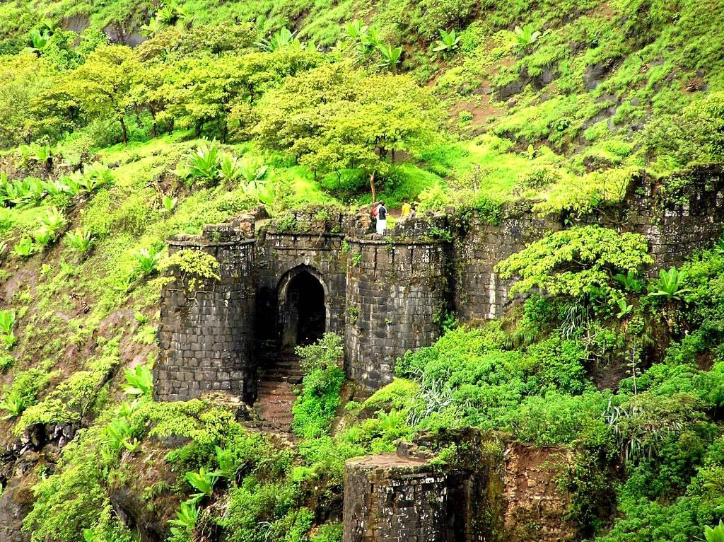 Sinhgad fort trek