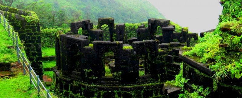 Raigad fort trek