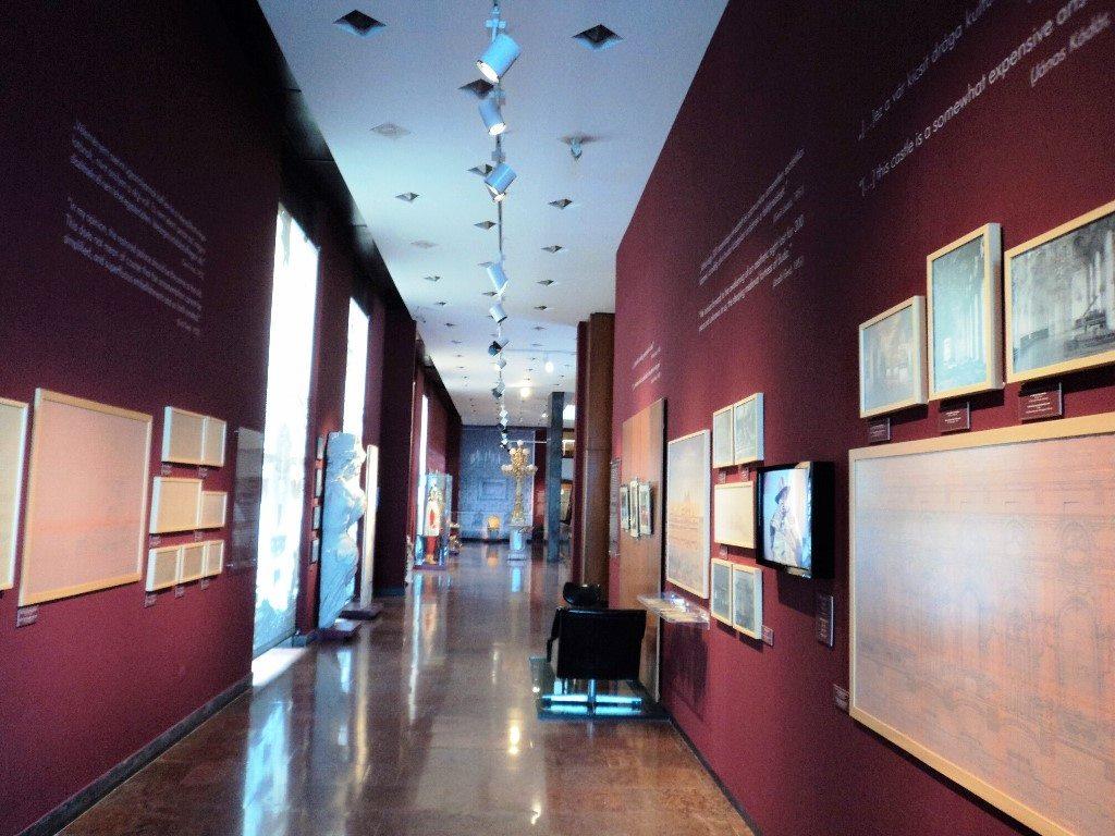 Buda Castle national gallery