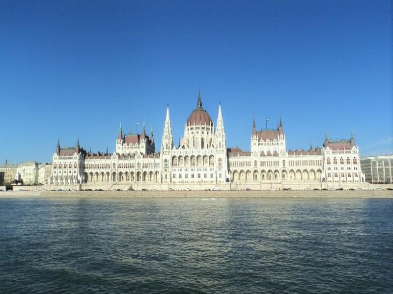 Hungranian parliament, Budapest
