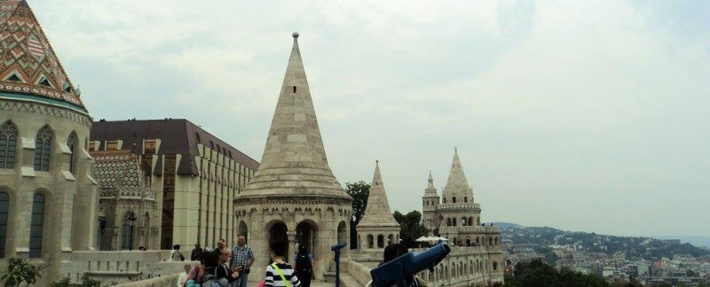 Towers, Fisherman's bastions
