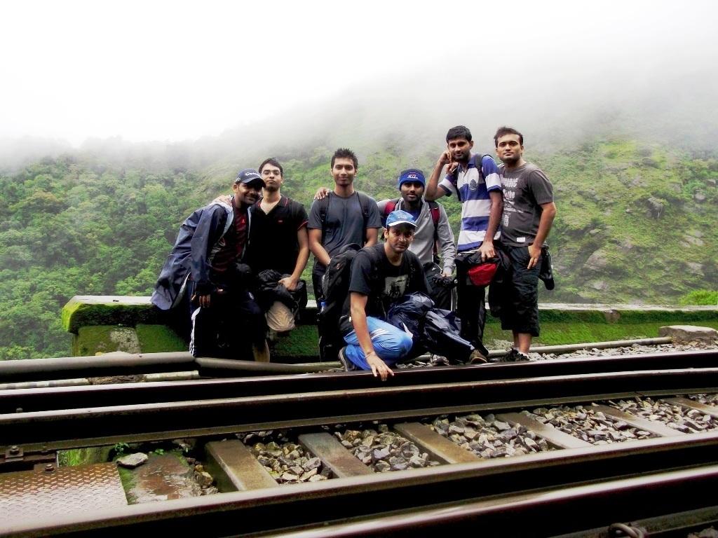 En route Sakleshpur trek