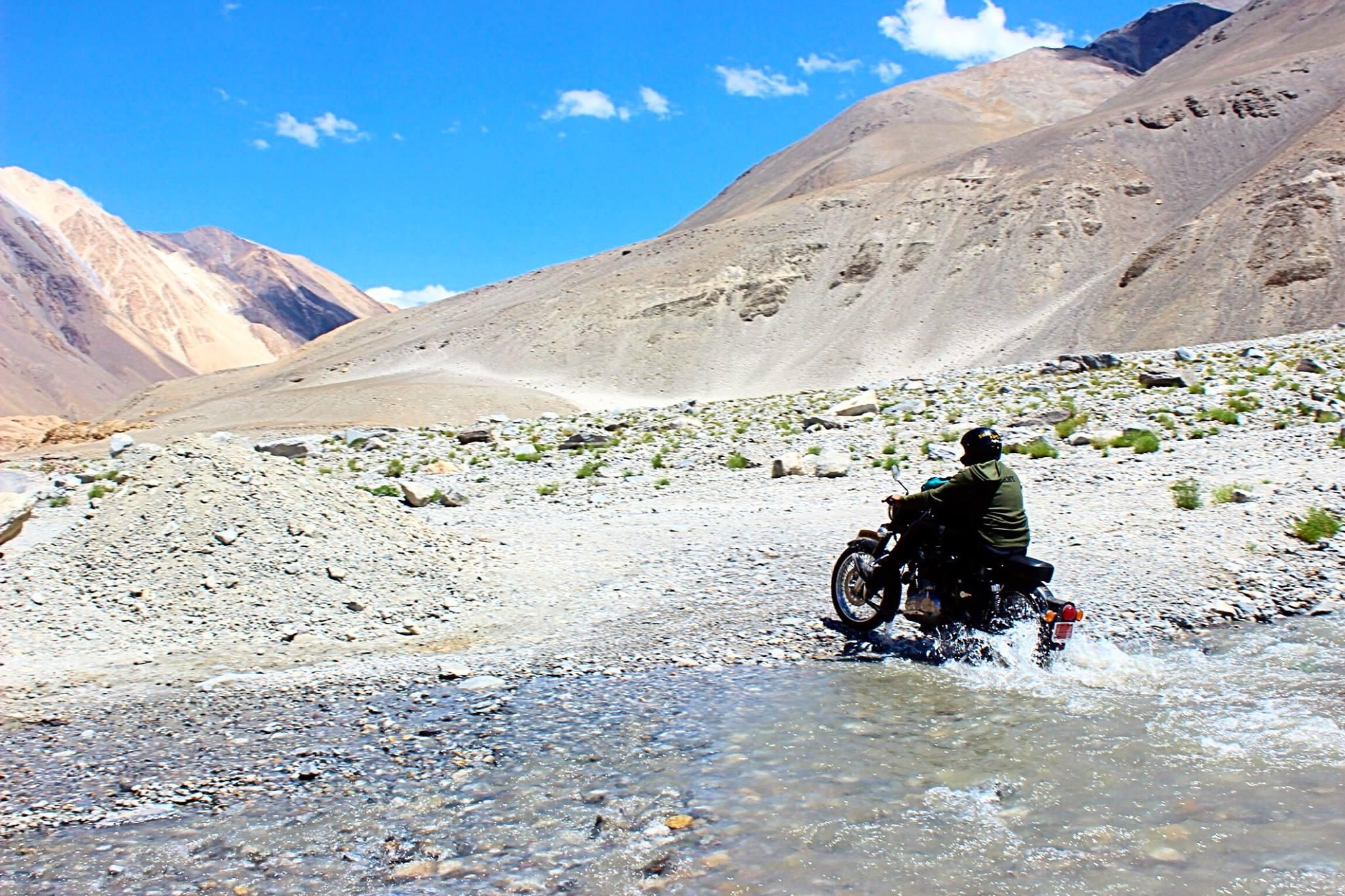 trip dream ride motor bike expedition ladakh