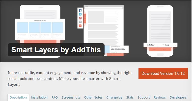 Smart Layers By AddThis