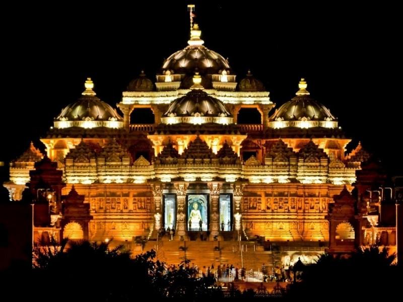 Swaminarayan Akshardham Delhi
