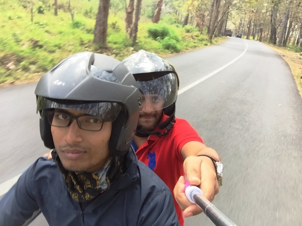 Wayanad Motobiking from Bangalore