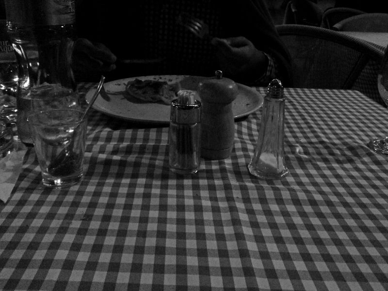 Budapest dinner