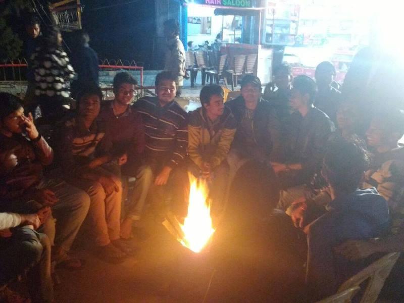 Mussoorie trip with Hardyhawks adventures in Dehradun